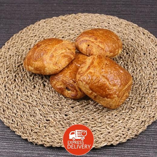 بريدز – خبز الشوكولاتة طازج 60 جم (4 حبة)