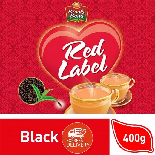 بروك بوند - شاي ريد ليبل أسود 400 جم