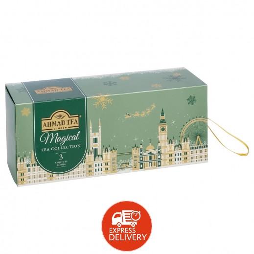 شاي أحمد - تشكيلة شاي ساحرة 3 × 10 كيس