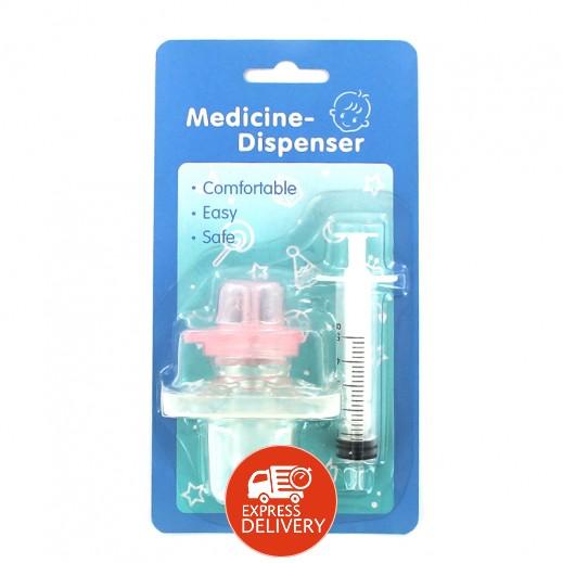موزع الدواء للأطفال 2 قطعة