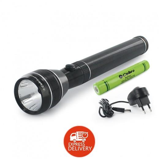 كوبرا - كشاف يدوي LED قابل للشحن
