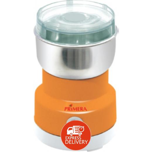 برايميرا – مطحنة قهوة 150 واط - برتقالي