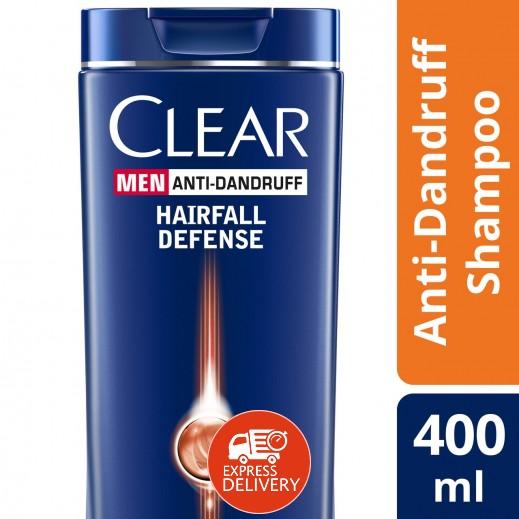 كلير - شامبو ضد القشرة للرجال 400 مل