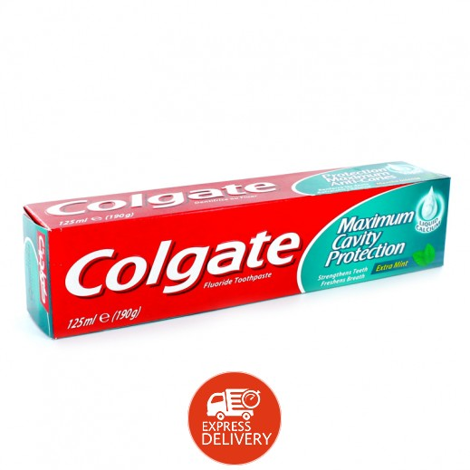 معجون أسنان كولجيت- بالنعناع 125 مل