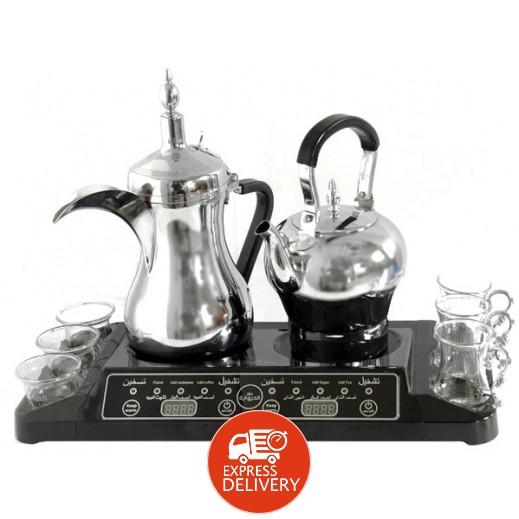 Dallah Al-Darwazah - محضرة الشاي والقهوة العربية