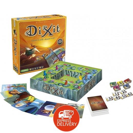 لعبة Dixit