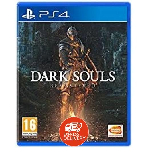لعبة Dark Souls Remastered لبلاي ستيشن 4 – نظام PAL