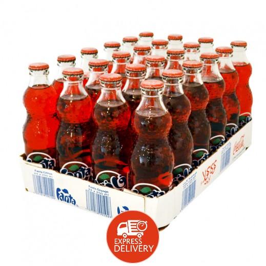 فانتا – شراب الفراولة 250 مل ( 24 حبة )