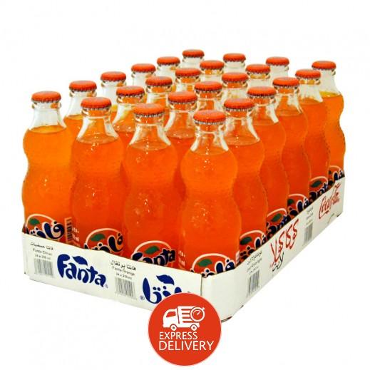 فانتا – شراب البرتقال 250 مل ( 24 حبة )