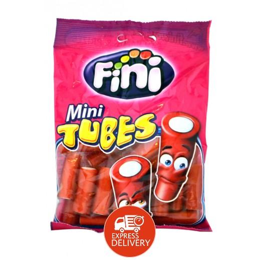 فيني - حلوى محشوة بالفراولة خالية من الكوليسترول 100جم