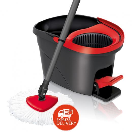 ﭭيليدا – طقم تنظيف الأرضية بممسحة سهلة العصر