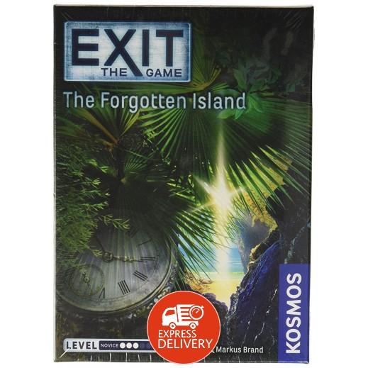 لعبة Exit: The Forgotten Island