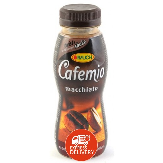 راوخ - قهوة شراب مثلج ماكياتو 250 مل