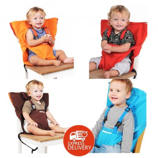 غطاء محمول لتثبيت الأطفال على الكراسي
