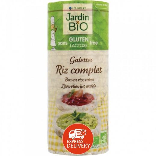 جاردن بايو - كعك الأرز البني من الكينوا 130 جم