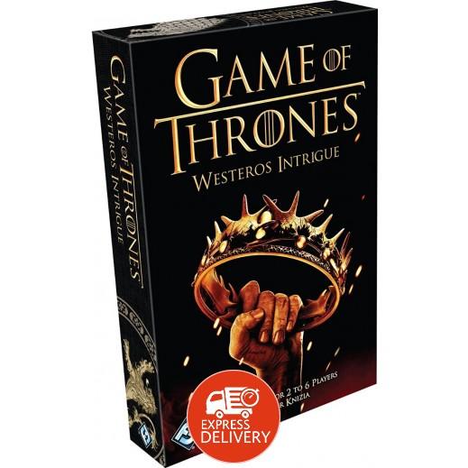 لعبة Game of Thrones: Westeros Intrigue
