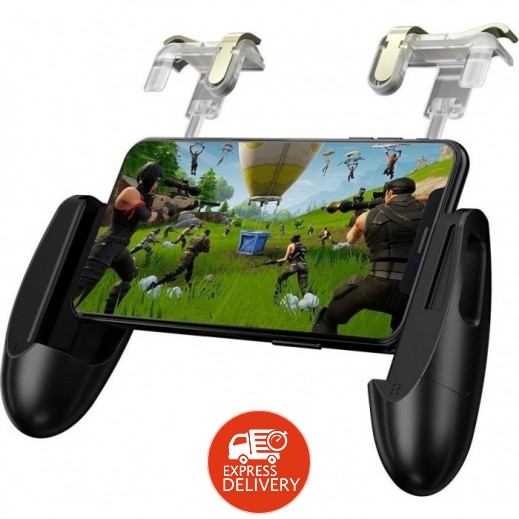 GameSir - يدة تحكم لألعاب الهواتف الذكية  - اسود
