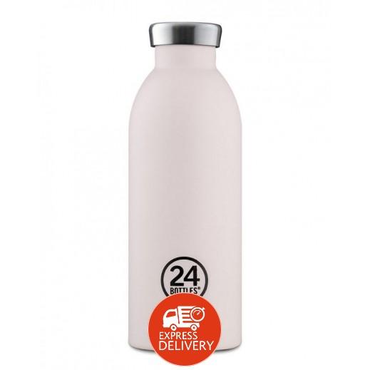 24 بوتلز - زجاجه مشروبات كليما الحرارية - حجري جرافيتي 500 مل