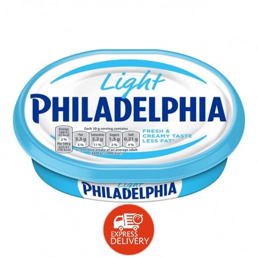 فيلادلفيا - جبنة كريم قليلة الدسم قابلة للدهن 300 جم