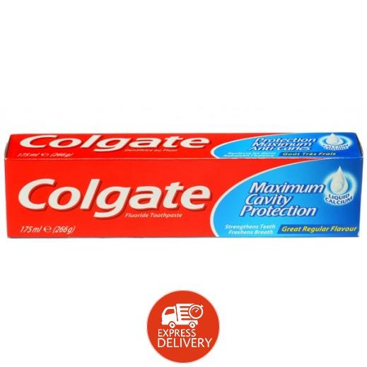 كولجيت – معجون أسنان بحماية الفلورايد 175 مل