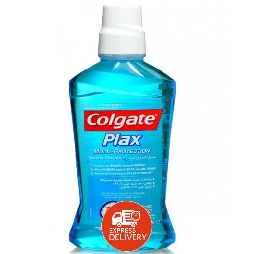كولجيت – غسول الفم بالعناية الكاملة الأزرق 500 مل
