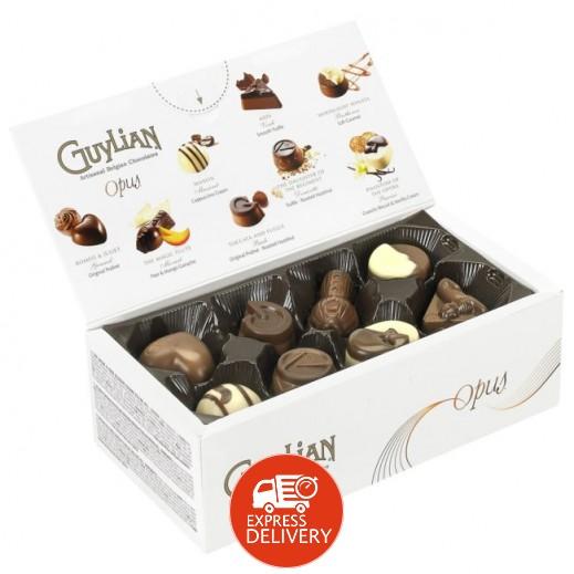 جوليان – تشكيلة شوكولاتة المحشوة 180 جم