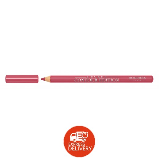 "برجوا- قلم تحديد الشفاه ""كونتر إيديشن"" بظل Cotton Candy (رقم T02)"