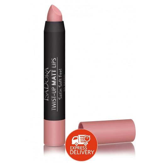 إيزادورا – قلم أحمر شفاه يلوى لأعلى (50 Naked)