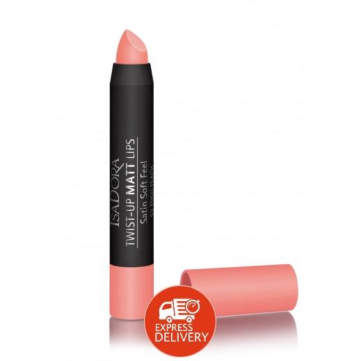 إيزادورا – قلم أحمر شفاه يلوى لأعلى (52 Posh Peach)