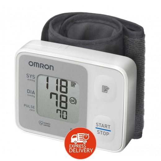 أومرون – جهاز قياس ضغط الدم باستخدام المعصم RS2
