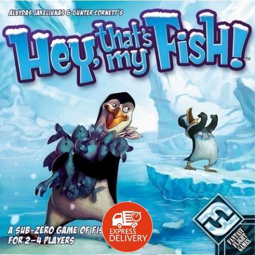 لعبة Hey, That's my Fish