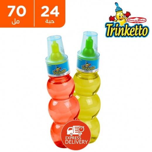 ترنكيتو – شراب الفراولة 70 مل × 24 حبة