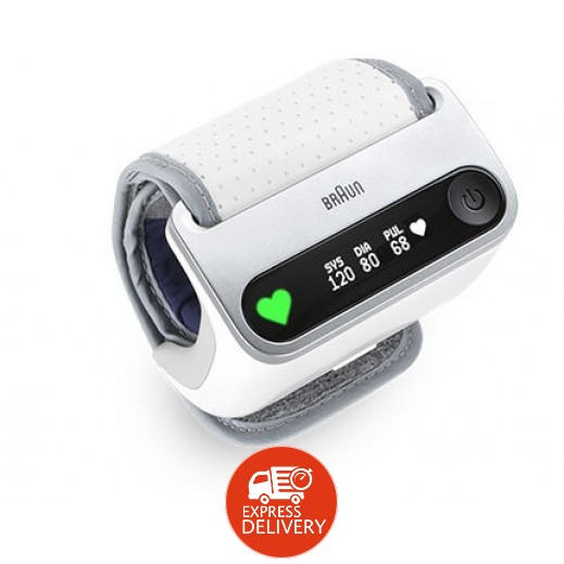 براون - جهاز icheck 7 لمراقبة ضغط الدم من المعصم BPW4500EU