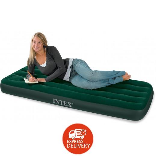 إنتكس - سرير هوائي مزدوج ناعم