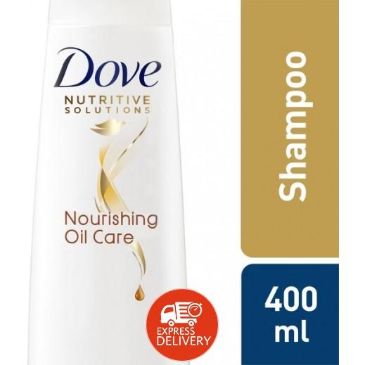 دوڤ - شامبو بالزيوت المغذية 400 مل