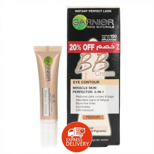Garnier BB Miracle Skin Perfector Eye Roll On Medium 7 ml