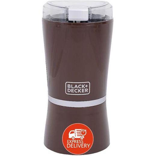 بلاك أند ديكر – مطحنة القهوة 60 جم – بني
