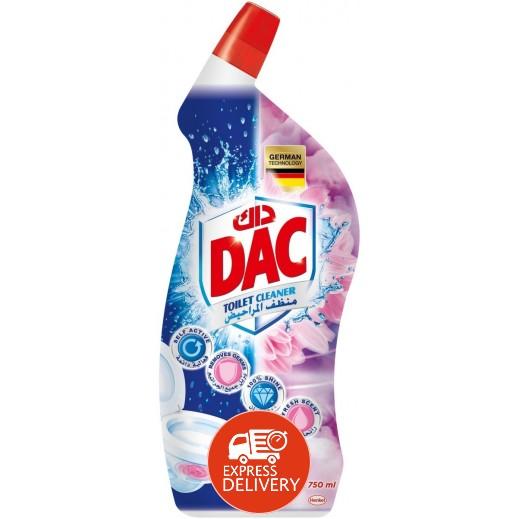 داك - منظف الحمامات برائحة الورد 750 مل