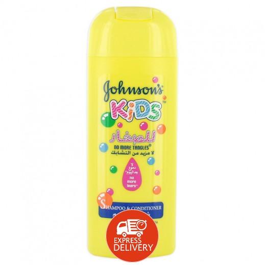 جونسون – شامبو وبلسم للصغار 200 مل