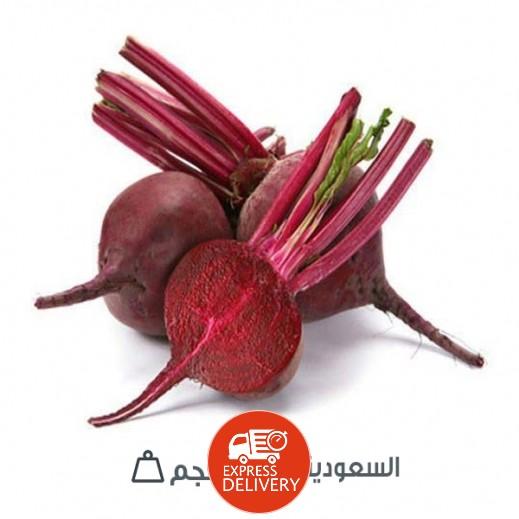شمندر أحمر (السعودية) 1 كجم تقريبا