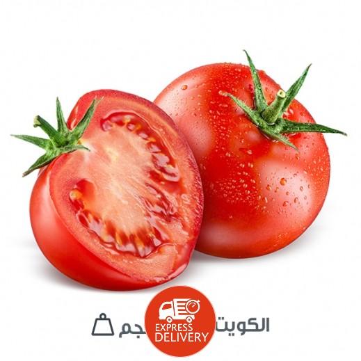 طماطم كويتي طازجة ( 1 كجم تقريباً)