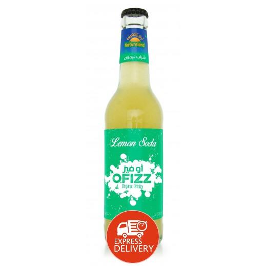 أرض الطبيعة – أوفيز شراب الليمون 330 مل