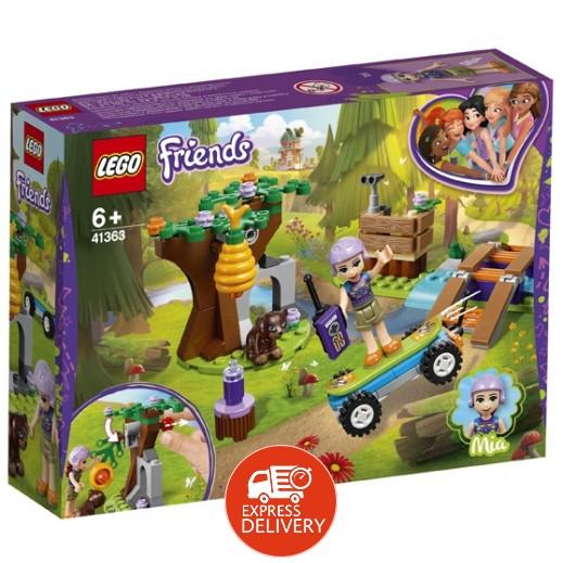 ليجو – لعبة فريندز مجموعة بناء مغامرة ميا في الغابة
