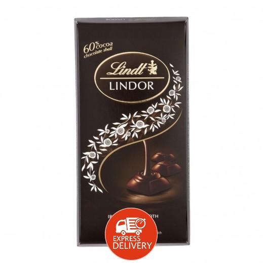"""لنت – شوكولاتة """"لندور"""" الغامقة 100 جم"""
