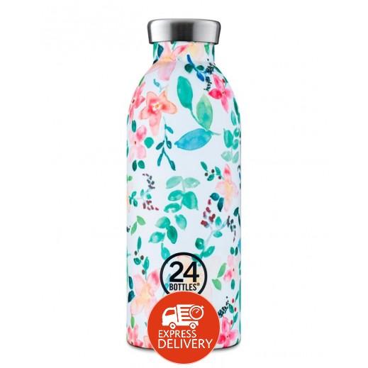 24 بوتلز - زجاجه مشروبات كليما الحرارية - عدن 500 مل