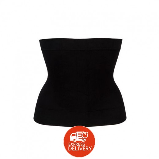 لايتس- ملابس تصحيح الجسم مقاس (XXL) - أسود