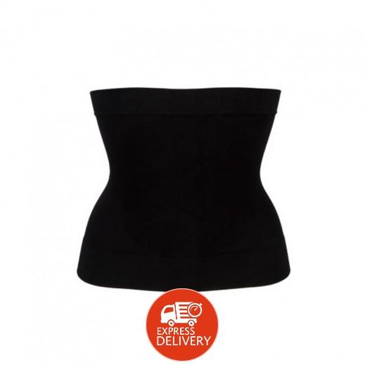 لايتس- ملابس تصحيح الجسم مقاس (L-XL) - أسود