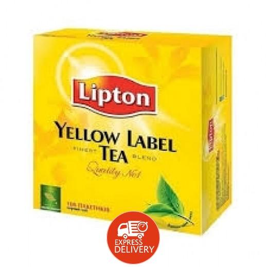 ليبتون - شاي بنكهة الدارسين 100 كيس