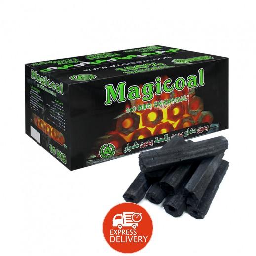 ماجيكول - فحم سريع الاشتعال 10 كجم