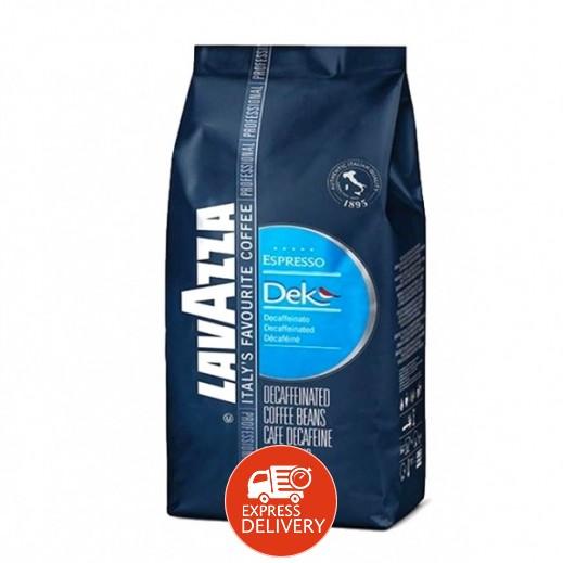 لافتزا - حبوب القهوة منزوعة الكافيين 500 جم
